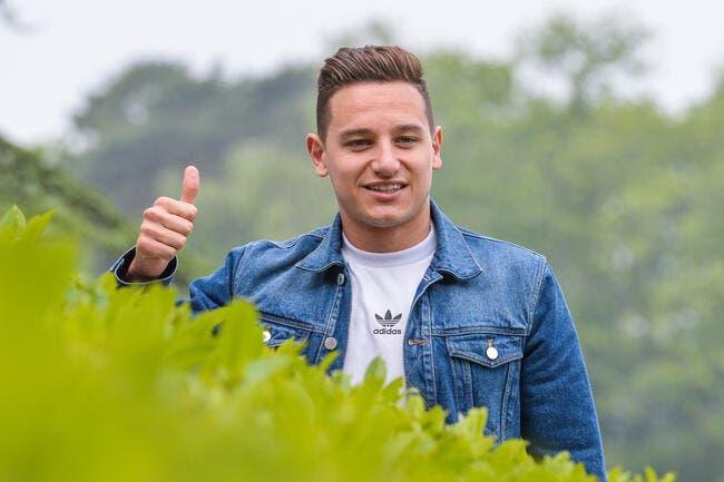 OM - Mercato : la menace se précise autour de Florian Thauvin