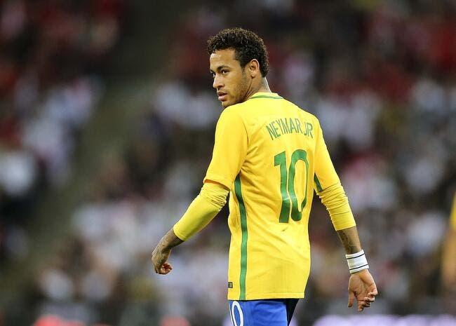 Brésil : Neymar est officiellement de retour !