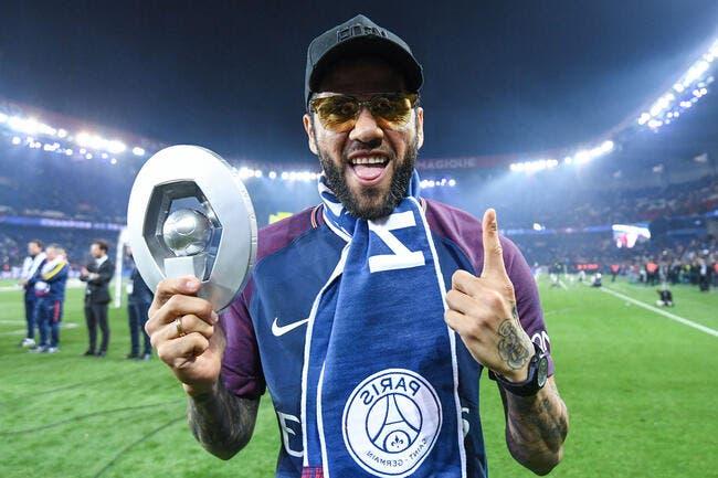 Daniel Alves bradé par le PSG, son clan y croit — PSG