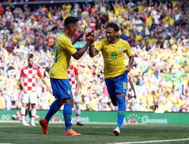 PSG : Neymar stupéfie le Brésil