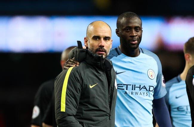Touré s'insurge contre Guardiola — Manchester City