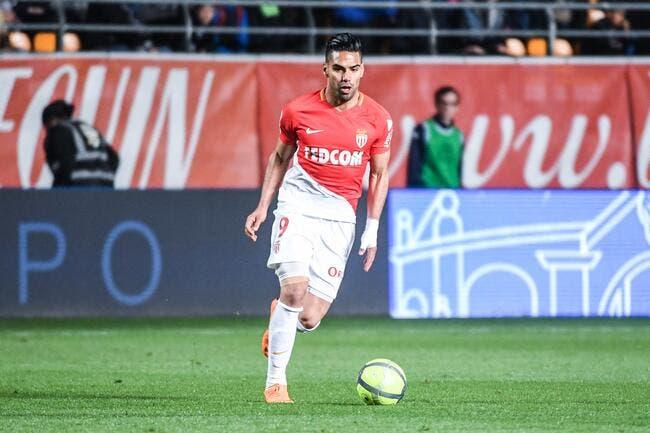 ASM : Falcao sacrifié dans un échange XXL à Monaco ?