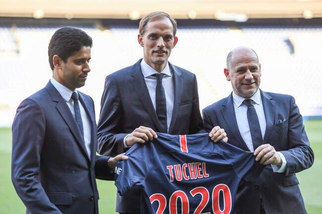 PSG : Tuchel débarque à Paris avec sa petite armée