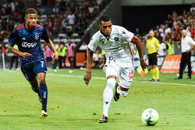 ASM : Monaco fait sauter la banque, Dalbert arrive comme un Prince