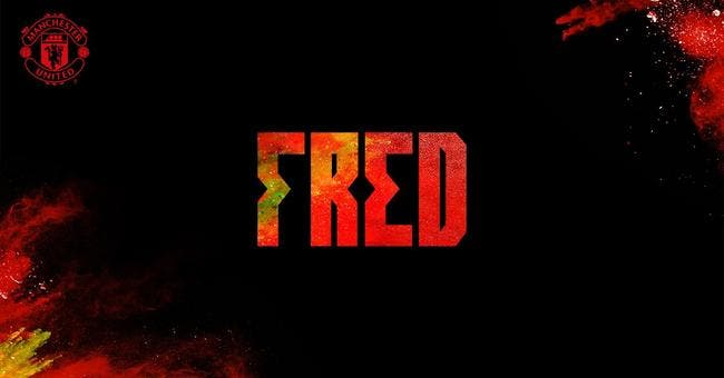 Officiel : Manchester United annonce la signature de Fred !