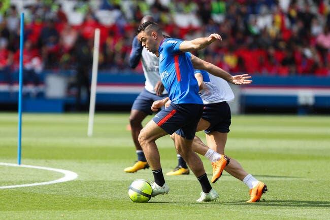 PSG : Ben Arfa dans le viseur d'un autre club français ?