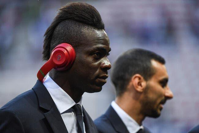 OM: Balotelli à Marseille? Il s'inquiète pour Nice