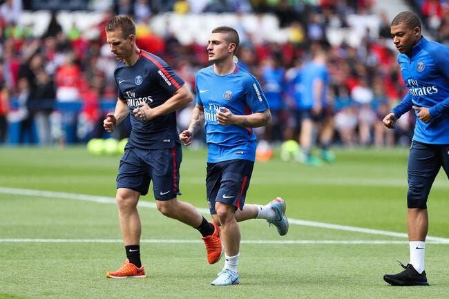 PSG : Verratti à Manchester United, c'est pas du pipeau !