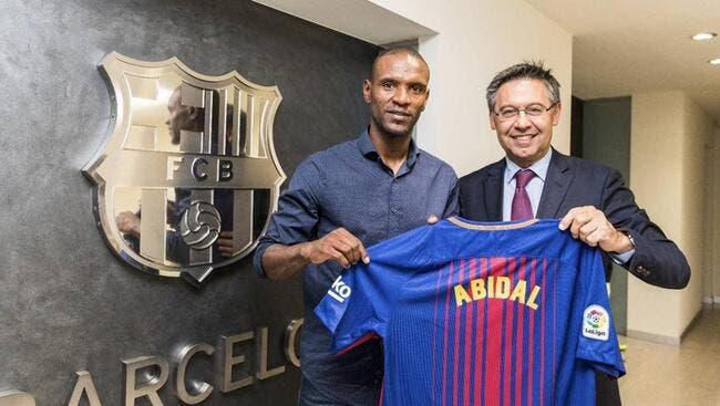 Officiel: Le Barça choisit Abidal comme directeur sportif