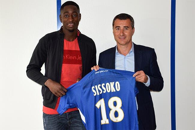 Officiel : Strasbourg recrute Ibrahima Sissoko