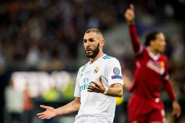 Didier Deschamps évoque le cas Karim Benzema