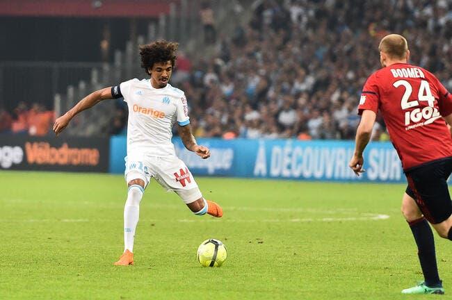 OM: Le Milan AC ose s'attaquer à Luiz Gustavo
