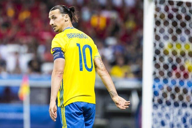 CdM 2018 : Ibrahimovic a refusé d'aller en Russie, il regrette