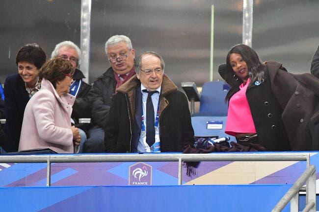 EdF: Rabiot, Zidane, les fumigènes, Le Graët va tout régler