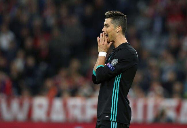 Le Real lâche Cristiano Ronaldo à un prix totalement inédit