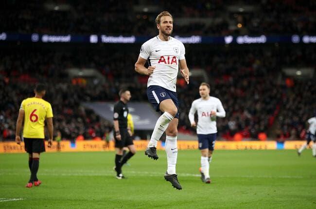 Officiel: Tottenham protège Kane avant le mercato