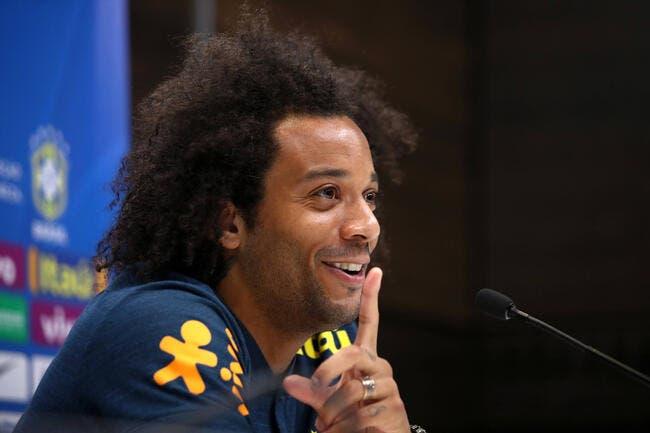 PSG: Marcelo allume Cristiano Ronaldo et voit Neymar débarquer au Real