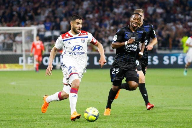 OL : Coup de tonnerre, l'OL annonce que Fekir reste à Lyon !