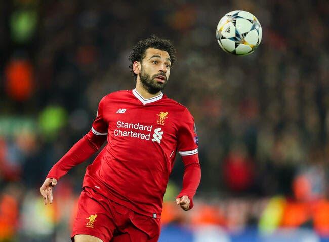 OM : Salah fan numéro 1 de Rudi Garcia