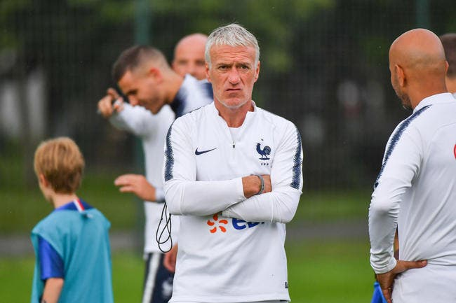 EdF : La sextape a bien privé Benzema d'équipe de France