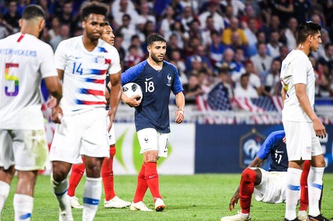 OL : Fékir, pourquoi son genou a fait peur à Liverpool