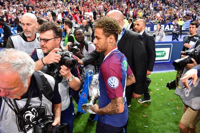 PSG : Neymar convoqué par les Ultras pour «crever l'abcès»