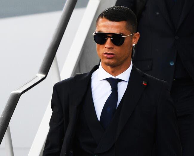 Esp : Cristiano Ronaldo dégoûté par le Real Madrid et Neymar