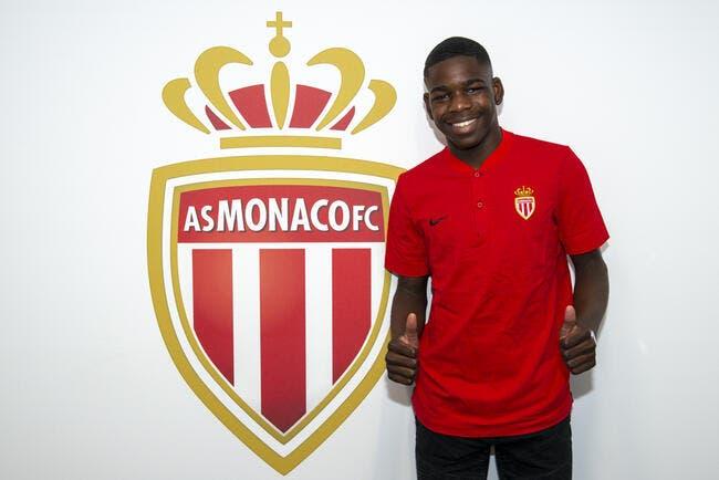 Officiel : L'AS Monaco annonce sa deuxième recrue du mercato