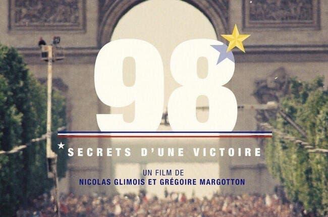 TV : «98 Secrets d'une victoire» cartonne sur TF1