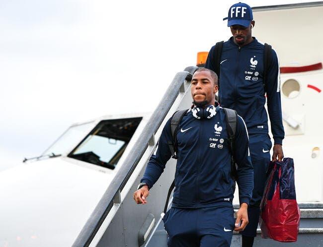 EdF: Sidibé blessé et forfait pour le Mondial ? Debuchy se tient prêt