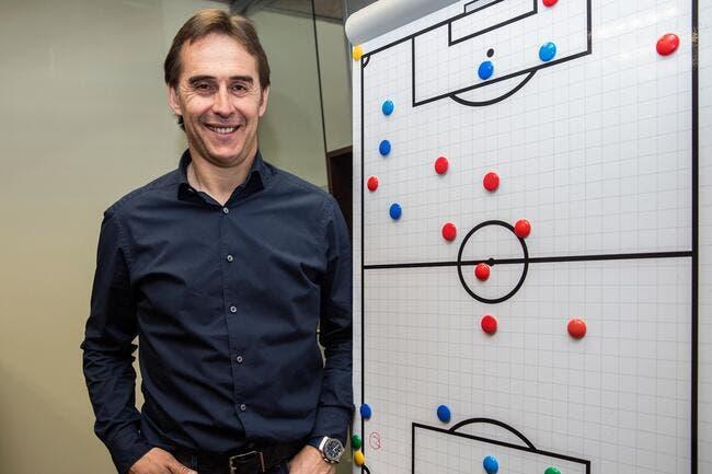 Lopetegui, nouvel homme fort du Real Madrid - Espagne - Etranger
