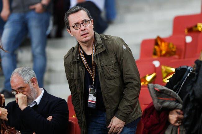OM : Eyraud craint dégun devant l'UEFA, il explique pourquoi