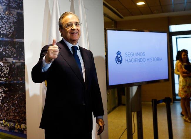 Grâce à l'Espagne, le Real gagne du temps et de l'argent