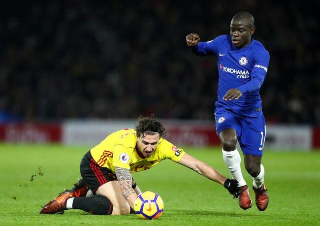 Mercato - Le PSG veut rapatrier N'Golo Kanté
