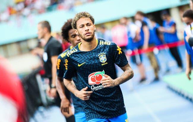 PSG : Neymar au Real,  Ronaldo s'en mêle !