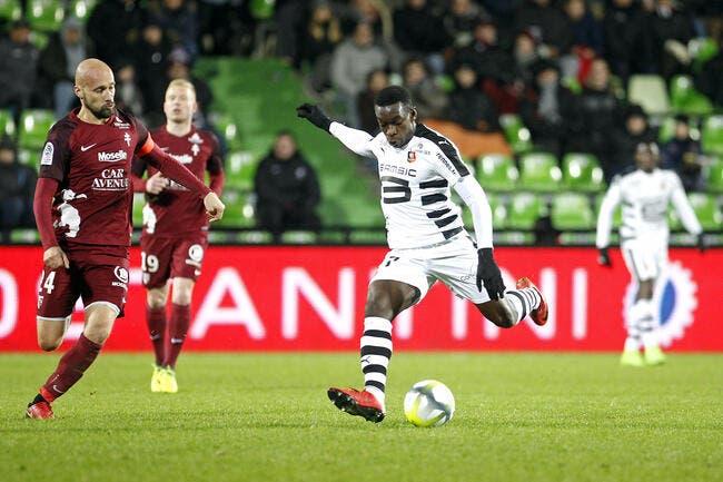 ASSE : Les Verts ciblent un oublié de Rennes à 7 ME