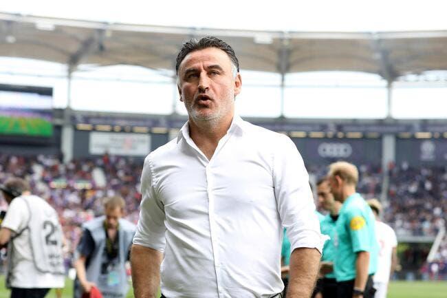 Officiel : Christophe Galtier reste l'entraîneur du LOSC