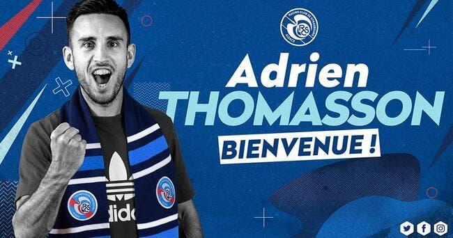 Officiel: Strasbourg fait un joli coup avec Thomasson