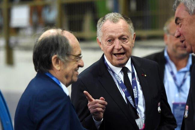 OL: En Russie, Aulas joue les agents doubles pour le mercato