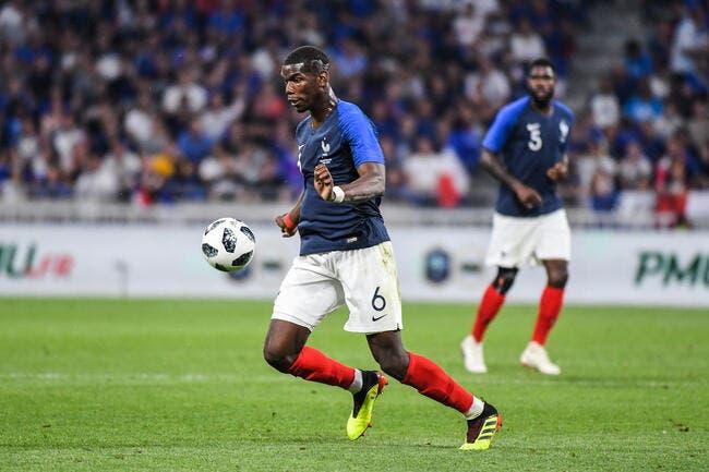 EdF: Pogba, Mbappé… Pour Ibra, le MVP du Mondial sera Bleu