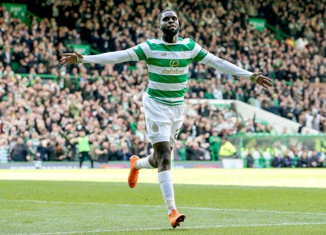 Officiel : Odsonne Edouard signe au Celtic Glasgow