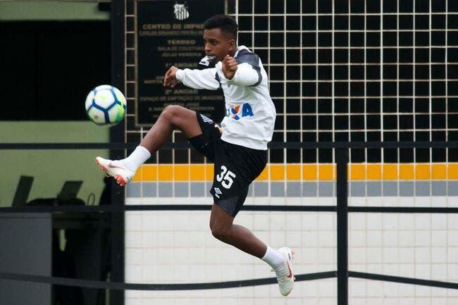 Officiel: Le Real grille le PSG et signe Rodrygo