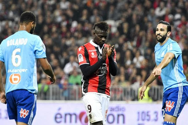 Raiola évoque la rumeur Balotelli — Mercato OM