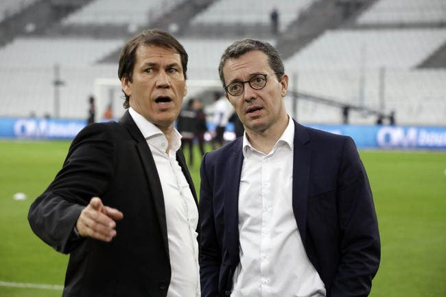 OM : Rudi Garcia n'est pas monstrueusement fan de Balotelli