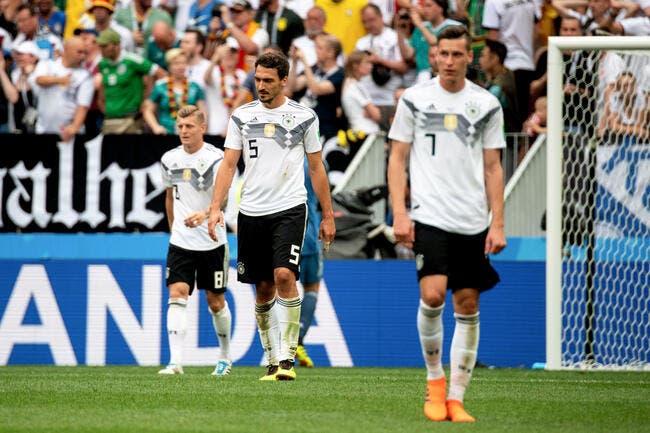 CdM 2018 : L'Allemagne est kaput, Dugarry a vu l'avenir