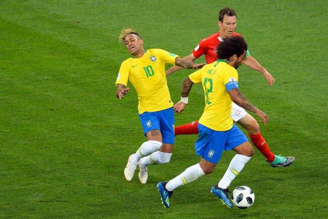 CdM 2018 : Le Brésil tenu en échec par la Suisse