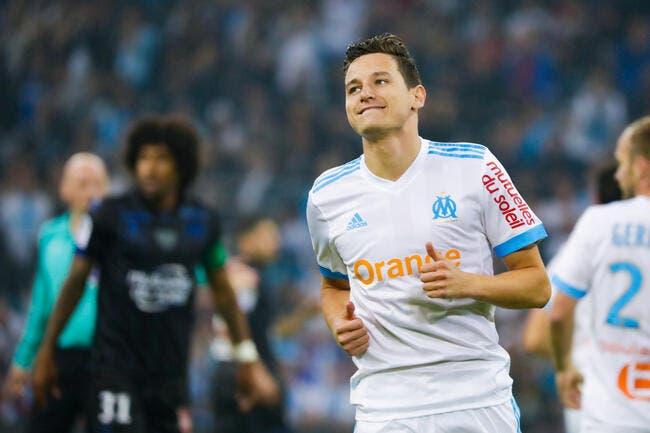 OM : Thauvin élu joueur de l'année à Marseille