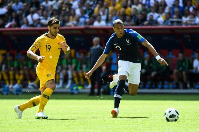 PSG : Il va vite mais manque de talent, Xavi calme la hype Mbappé