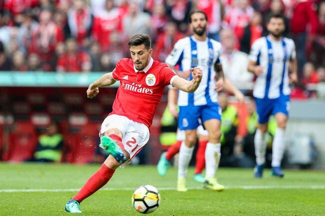 Mercato : Lyon et l'OM relancent Benfica pour Pizzi !