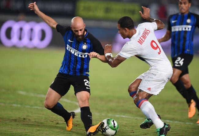 L'OL affrontera l'Inter et Chelsea en amical